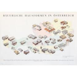 Bäuerliche Hausformen in Österreich