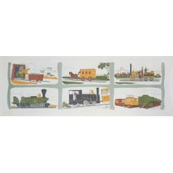 Kulturgeschichte Schienenfahrzeuge
