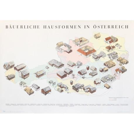 Bäuerliche Hausfomen in Österreich