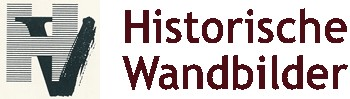Hora Verlag Wien - Historische Wandbilder